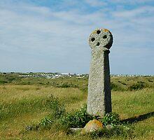 St. Piran's Cross by James Stevens