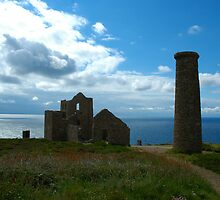 Wheal Coates 2 by James Stevens