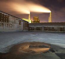 Night Scape by John Jovic