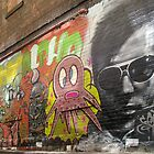 Melbourne Graffiti by Mark Maloney