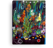 Garden Of Wishes Canvas Print