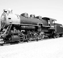 1924 RY STEAM LOCOMOTIVE by TomBaumker