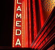Alameda Theatre by Barbara  Brown