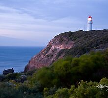 Cape Shank Lighthouse Landscape by ashcreative