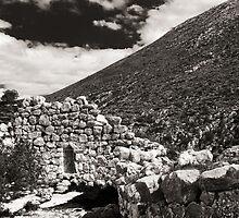 Mycenae - Sally-port (1250 BC) by George Parapadakis (monocotylidono)