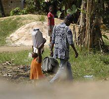 Bringing Water Home by 23kurtz