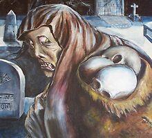 Grave Robber by ttrujilloartt