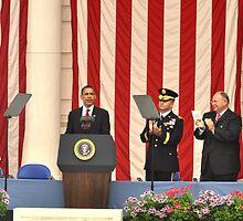 President Barack Hussein Obama II by Matsumoto