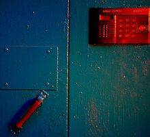 l o c k e d  16 by Denis Molodkin