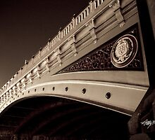 Queens Bridge by ashcreative
