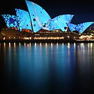 Opera House & Colours (5) by Scott Westlake