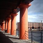 Albert Dock Colonnades by Mandy73