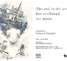 Solo Show by Catherine Campbell