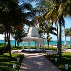 Bahamian Gazebo by katymanrique