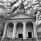 Union Baptist Church, Mystic, CT by Brian Walter