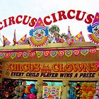 Circus Circus by JuliaWright