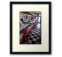 Summit Inn Route 66 Framed Print