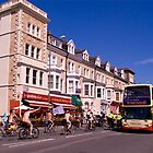 Naked Bike Ride in Brighton and Hove by SpencerCopping