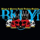 KINGS & QUEENS DEATH DEALERS SOCIETY by bluebaby