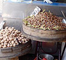 Walnuts and Peanuts by rachelj
