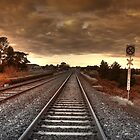 Riddells Creek Railway by RichardIsik