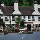 Wye Valley Pub and Restaurant  - Tintern  South Wales by 29Breizh33