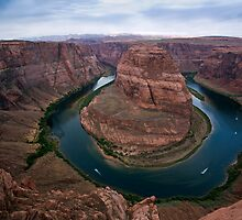 Horseshoe Bend by Dick Paige