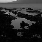 Maui Mirror by Milton Gan