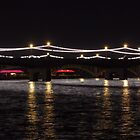 Tempe Town Lake Bridge by kallalilys