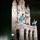 Sacre Coeur front by Alexander Meysztowicz-Howen