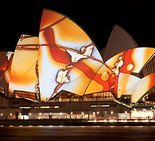 A Vivid Opera House by NickAMcCarthy