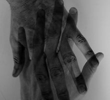 Hands by SPLATphotograph