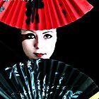 geisha by Gorandos