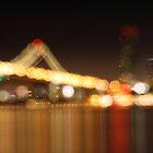 Bay bridge by Medeya