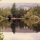 Glencoe Lochan by mykanmo