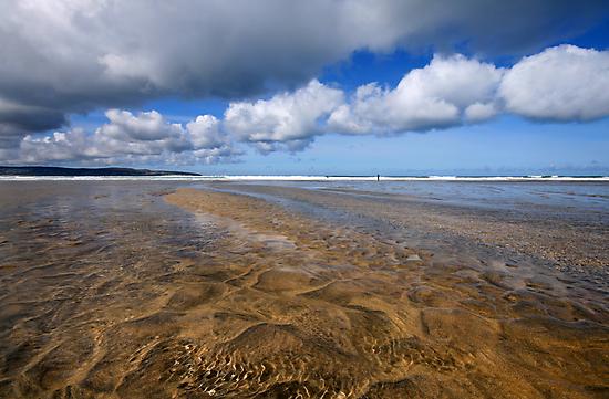 The Beach by RoystonVasey