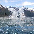 Alaskan Glaciers by Mark Whittle