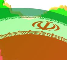 Support Iran Sticker