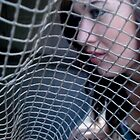 through the wire by Lindsey Huffman
