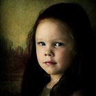 Portrait of Elia by Jacqueline  Roberts