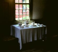 Invitation to Tea by RC deWinter