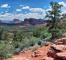 A Sedona Hike by Barbara Manis