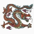 Chinese Dragon by Featherheart