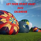 Let Your Spirit Soar!  XLTA event, 2010 calendar by Linda Jackson
