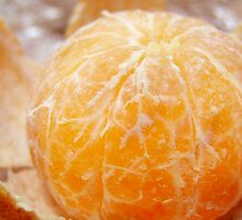 Orange Peeled by JACONNI