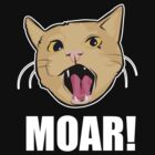 Lolcat wants MOAR! by Lund