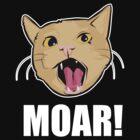 Lolcat wants MOAR! by Lund