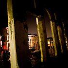 Venice at Night 5 by John Bergman