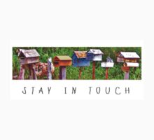 Stay in Touch! [T6002] by Youbeaut Designs