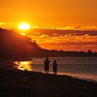 Sunset Couple by samhicks